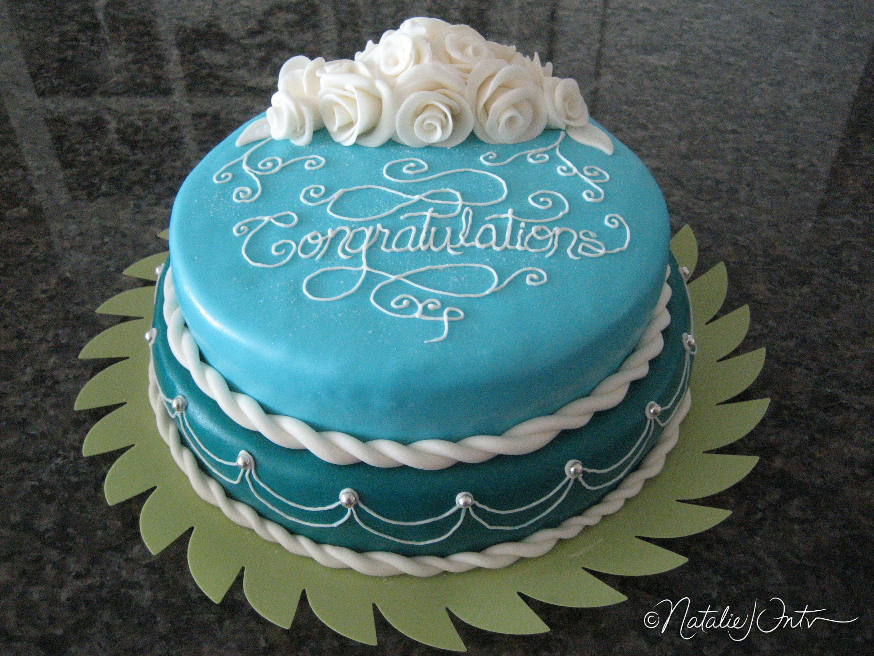 Congratulation Cake Pic With Name