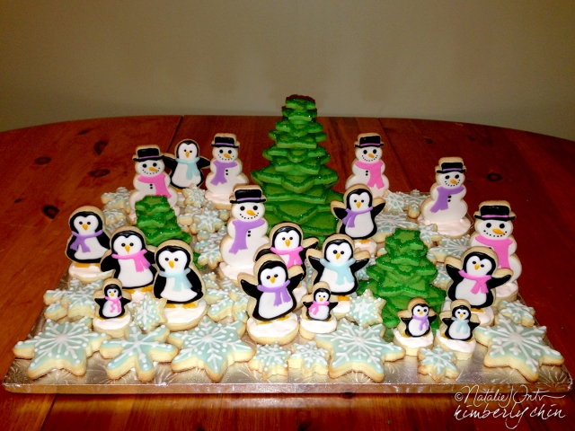 Cake Decorating Garden Scene : Creative Cakes Natalie Intven